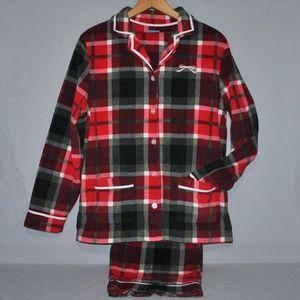 Simply Vera Vera Wang Pajamas Size Medium Plaid